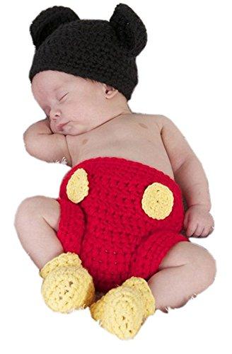 crochet football hat - 7