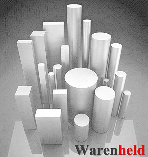 Aluminium Rundmaterial, AlCuMgPb, Durchmesser 30mm, Alu Rund Rundstab Rundstange (L: 300mm)