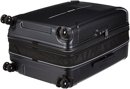 [アメリカンツーリスター]スーツケースキャリーケーステクナムスピナー68保証付73L68cm3.7kgダイヤモンドブラック