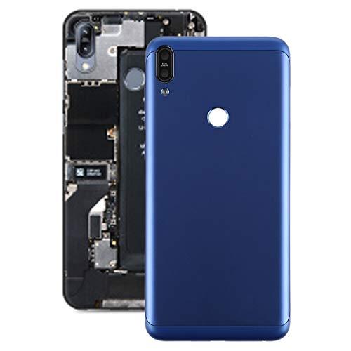 Liaoxig ASUS Spare Coperchio della Batteria con la Camera Lens e Tasti Laterali for ASUS Zenfone Max PRO (M1) / ZB602K ASUS Spare (Colore : Blue)