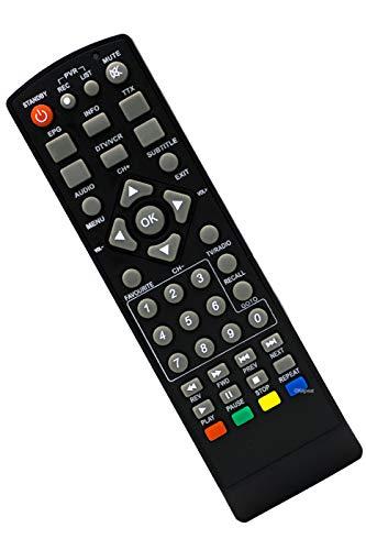 Universal CSL-40 HD Fernbedienung passend für Comag HD25 / M01 Geräte schwarz