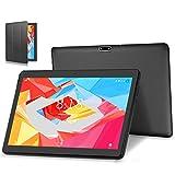 4G LTE Tablet PC 10 Zoll Android 10.0 Tablet LNMBBS, 64GM eMMC,4GB RAM, Quad Core, WiFi/Bluetooth/GPS/OTG(schwarz)