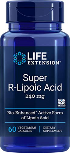 Super R-Lipoic Acid 60 vcaps