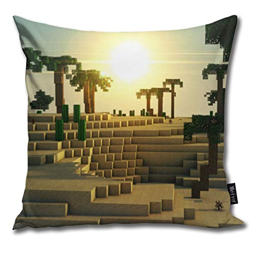Pants Hats Mi-Necraft 85 Pattern Pillow-Home Decor Pillow Cover Bedroom Decorative Cushion Case For Living Sofas Square Pillow