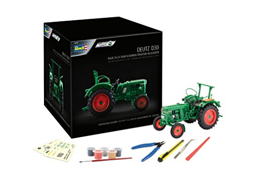 Revell Adventskalender Deutz D30 01030