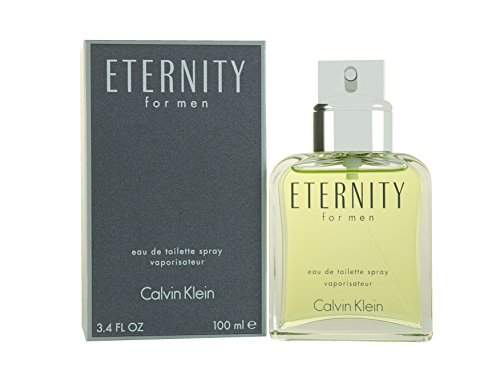 Calvin Klein Eternity for Men homme/men, Eau de Toilette, Vaporisateur/Spray, 1er Pack (1 x 100 ml)