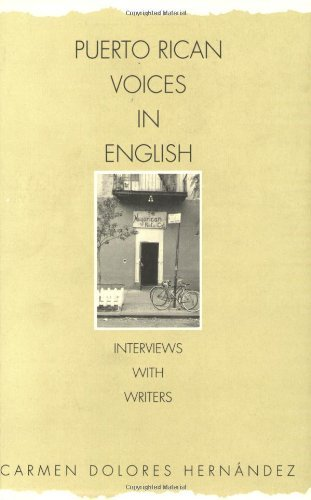 Puerto Rican Voices in English: Interviews with Writers (English Edition)