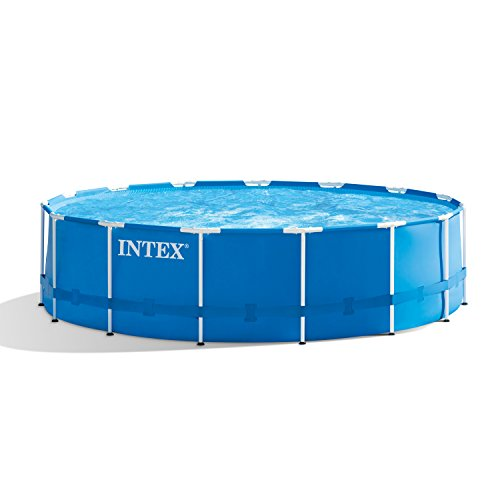 Intex 15ft x 48in Metal Frame Pool Review