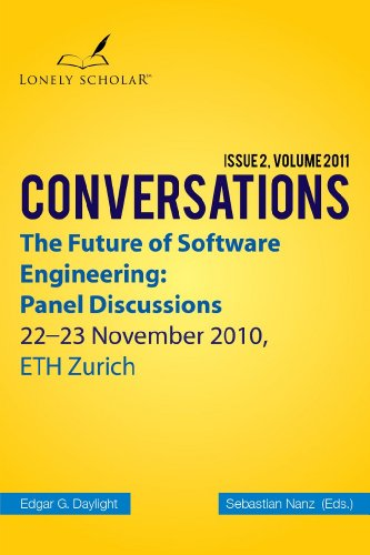 The Future of Software Engineering: Panel Discussions (English Edition)
