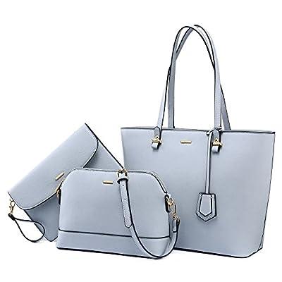 Bolsos Mujer Bolso Bandolera Bolsos de Moda Bolsos Totes Bolso Grande Bolso De Hombro Bolsas de 3 piezas