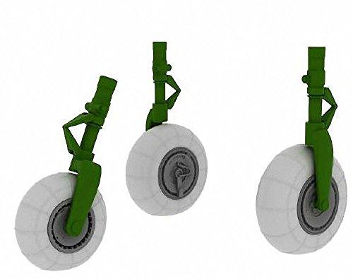 Eduard Brassin 1:32 - Do 335B Wheels (HK Models)