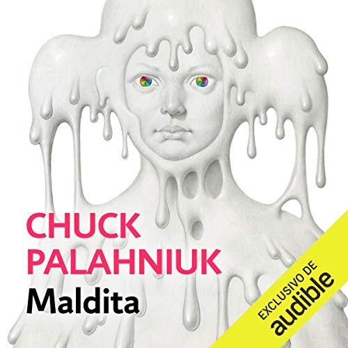 Maldita audiobook cover art