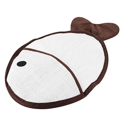 Redxiao 【𝐎𝐟𝐟𝐫𝐞 𝐁𝐥𝐚𝐜𝐤 𝐅𝐫𝐢𝐝𝐚𝒚】 Broyage du Tampon de sisal de Chat de Chanvre de sisal, Tapis de Chat d