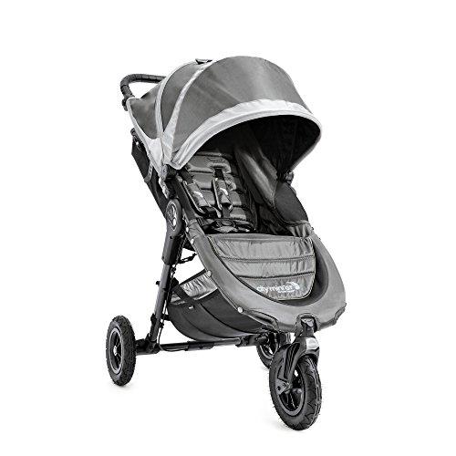 Baby Jogger City Mini GT2 Stroller, Steel Gray