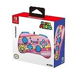 Conçu pour les jeunes joueurs / joueuses Inclus les boutons Home, Capture et + / - Design tout en couleurs! Coloris Rose Princesse Peach! Licence Officielle Nintendo