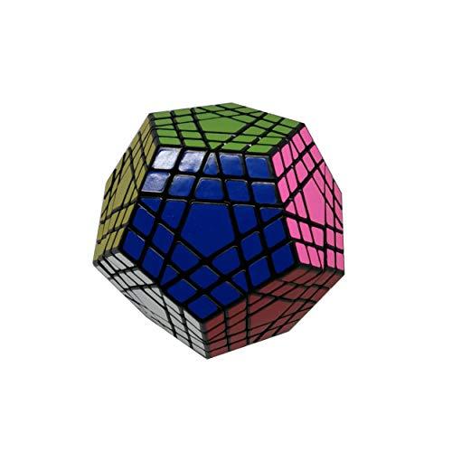 Shengshou Cubo Master Gigaminx 5x5 Negro