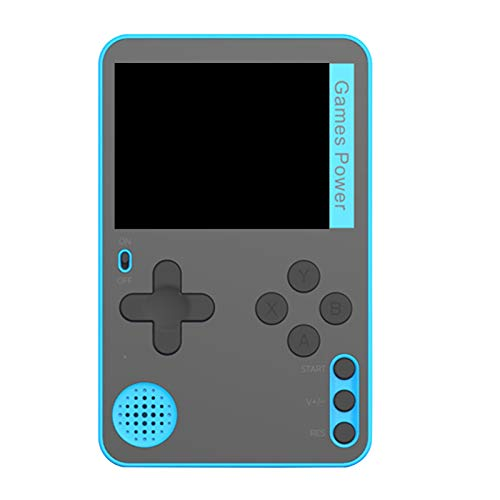 Handheld Retro Game Console, Built-In 500 Classic Games, 2.4 Inch Screen, FC Phone Shell Game Console, Spielekonsole, integrierte 500 klassische Spiele, 2.4-Zoll-Bildschirm, Gifts for Your Boyfriends