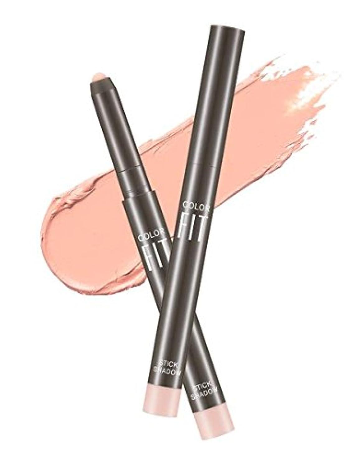 凝視皮肉登録する#Pink Puree ミシャ カラーピットスティックシャドウ MISSHA Color Fit Stick Shadow [並行輸入品]