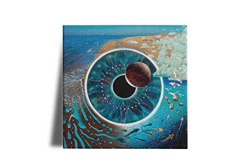 Azulejo Decorativo Pink Floyd Pulse 15x15