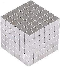 マジック磁石 ネオジム磁石の立体パズル 216個セット 【3mm/4mm/5mmの3サイズ選択可能】教育工具 DIY工具 玩具 ストレス解消 人気製品
