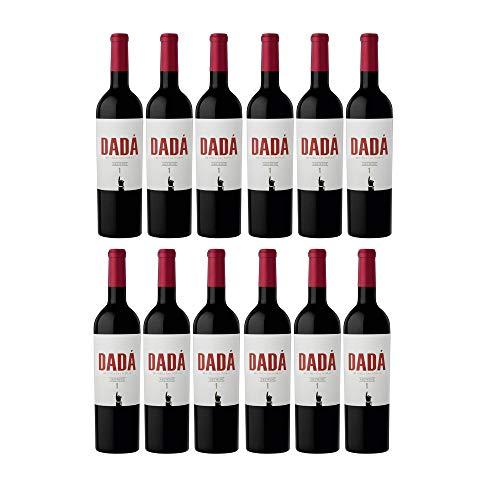 Finca Las Moras DADÁ No.1 Rotwein veganer Wein halbtrocken Argentinien (12 Flaschen)