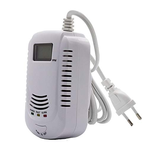 Kohlenmonoxid-Gas Alarm, Haushalt Compound Zwei-in-one CO Gas Anti-Vergiftung Detector