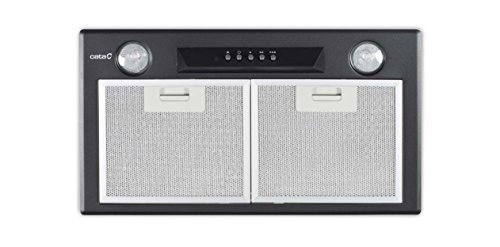 CATA GT Plus 820 m³/h Encastrada Negro C - Campana (820 m³/h, D, F, B, 65 dB, 45 dB)