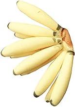 1:12 Dollhouse Decoratie Miniatuur Banaan Ornament Simulatieve Hars Banana Mini Fruit Model voor Poppenhuis Desktop Decor ...