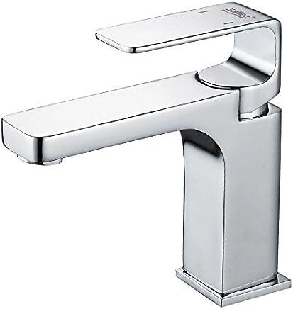 robinet eau chaude et froide r/étro style antique tous les bains de cuivre lavabo Mangeoo/Peinture blanc dor/é bassin lavabo