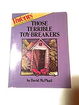 Paperback Those Terrible Toy-Breakers Book
