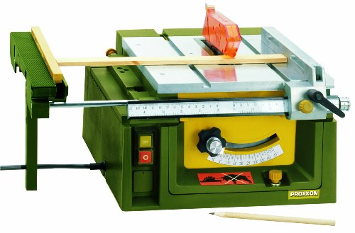 Proxxon 37070 Table Saw FET, Green