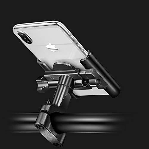 Soporte para Teléfono Soporte para Teléfono De Bicicleta para iPhone Samsung Soporte para Teléfono Móvil para Motocicleta para Xj600 KTM 640 Lc4 Suzuki Khaki