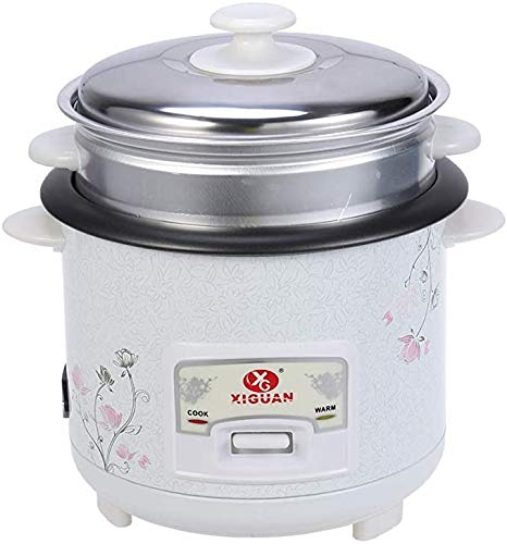 Automatische rijstkoker, multifunctionele, 400W, mini rijstkoker, 2 l Electric Rice Cooker