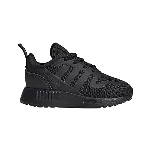 adidas MULTIX EL I, Zapatillas Unisex niños, Core Black Core Black Core Black Core Black, 25 EU