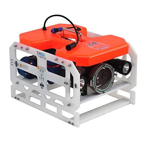 ThorRobotics Nuevo Dron Submarino Drone Camera Drones King Crab 100X Underwater Robot
