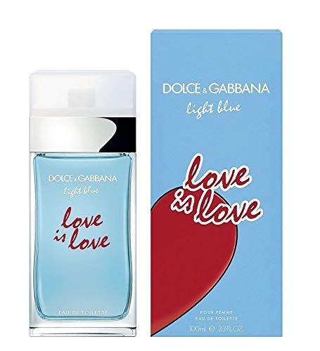 Dolce & Gabbana Light Blue Love Is Love Eau De Toilette (100 ml)
