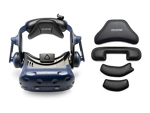 VR Cover Head Strap Foam Replacement Set for HTC Vive Pro