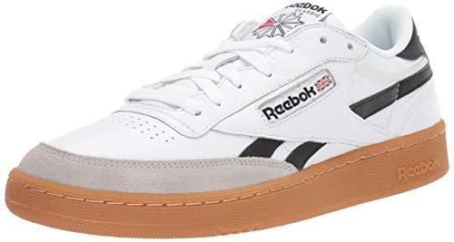 reebok revenge plus gum white