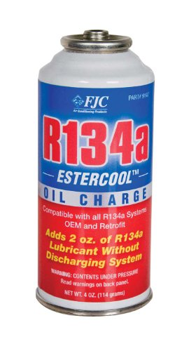 FJC Estercool R134a Oil Charge, 4 oz. (9147)