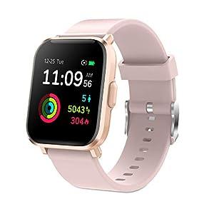GRDE Reloj Inteligente Hombre Mujer, Smartwatch Fitness 24H Monitor de Oxigeno(SpO2)/Ritmo Cardíaco/Sueño 5ATM… 14
