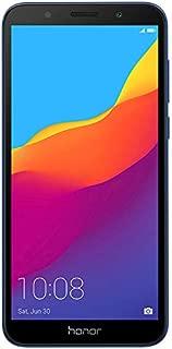 Honor 7S Dual SIM - 16GB, 2GB RAM, 4G LTE, Sapphire Blue