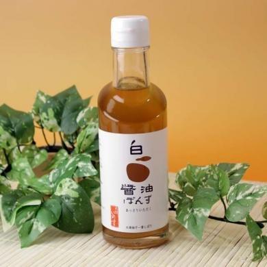 木頭柚子一番しぼり 白醤油ぽんず 768