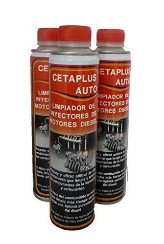 NEOQUIM Cetaplus Auto - Limpiador de Inyectores para Motor Diésel (300 mL)