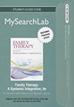 MySearchLab with Pearson eText -- Standalone Access Card -- for Family Therapy: A Systemic Integration (8th Edition) (MySearchLab (Access Codes))