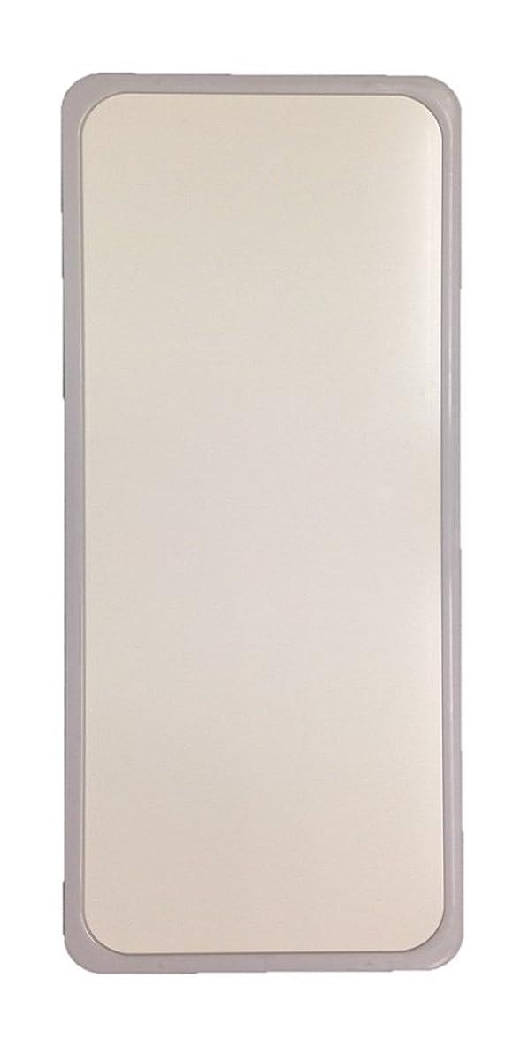 頼る不正確常識オーエ 組合せ風呂ふた アイボリー 約73×39cm 防カビ 抗菌 日本製 L-4