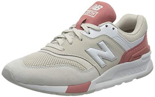 New Balance 997H', Zapatillas Mujer, Gris (Rayo de Luna), 43.5