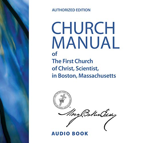 Manual of the Mother Church cover art