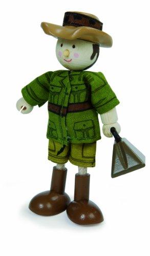 Le Toy Van - 21937 - Jouet Premier Age - Le Docteur de La Brousse