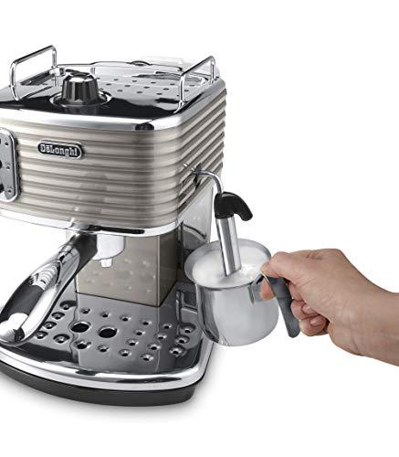 Delonghi 0132103100 Scultura ECZ 351.BG Espresso...