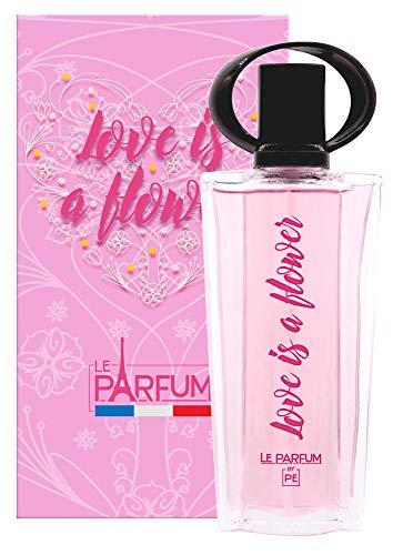 LE PARFUM DE FRANCE Love is a Flower Eau de Toilette Femme 75 ml
